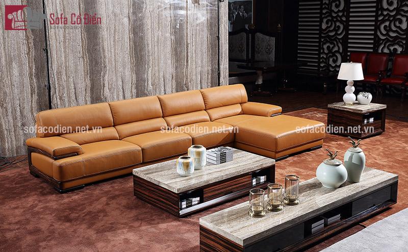 Bộ sofa hiện đại – Sự lựa chọn hoàn hảo cho phòng khách