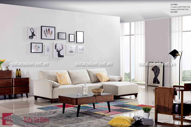 Chọn mua ghế sofa cho phòng khách bền đẹp