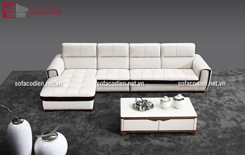 Ghế sofa góc cho phòng khách chung cư
