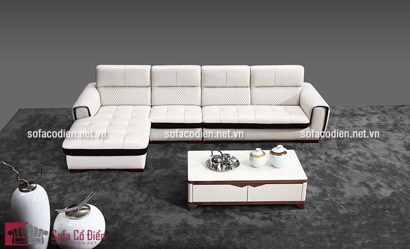 Chọn màu ghế sofa đẹp hoàn hảo cho phòng khách