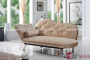 Mẫu ghế sofa thông minh biến hóa thành giường ngủ êm ái