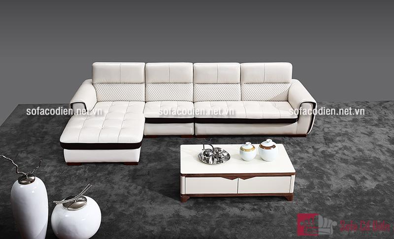 Thực hư độ bền của ghế sofa da và ghế sofa vải nỉ trong phòng khách