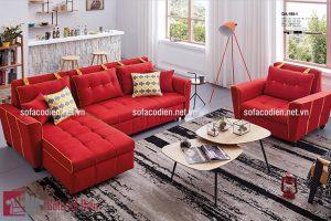 Chọn ghế sofa hiện đại hay sofa cổ điển cho căn phòng khách?