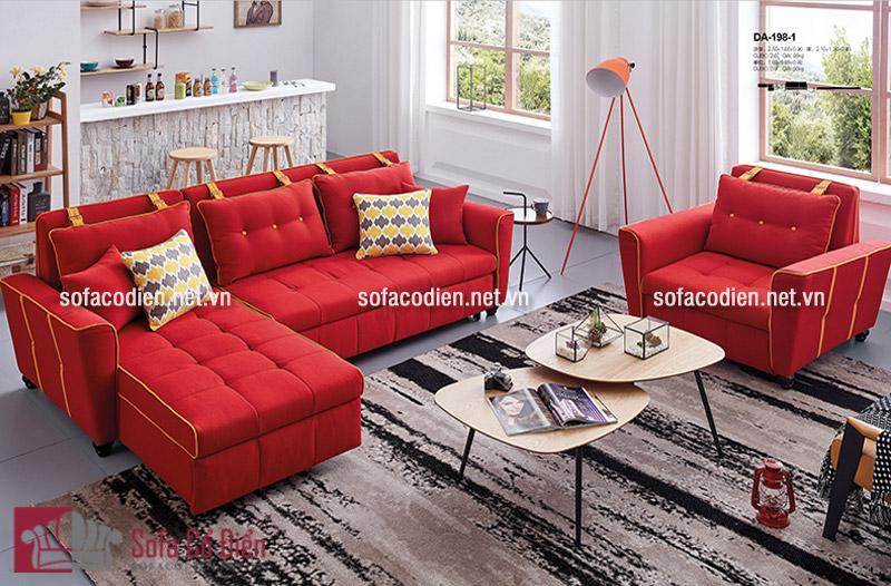 Sofa hiện đại đa năng