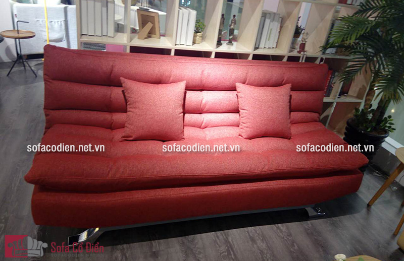 Ghế sofa giường đa năng dạng văng nhỏ gọn