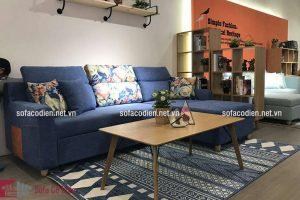 Ghế sofa góc phù hợp với những không gian phòng khách nào?