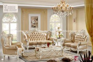 Bàn ghế sofa phòng khách – nên chọn như thế nào?