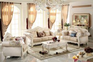 Niềm kiêu hãnh bất diệt mang tên ghế sofa cổ điển