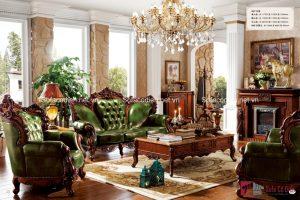 Chất lượng khung ghế sofa cổ điển quan trọng như thế nào?