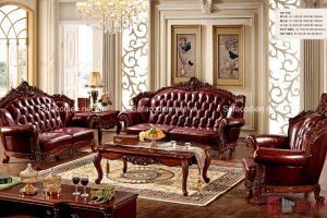 Độ sụt lún của ghế sofa cổ điển do bộ phận nào quyết định?