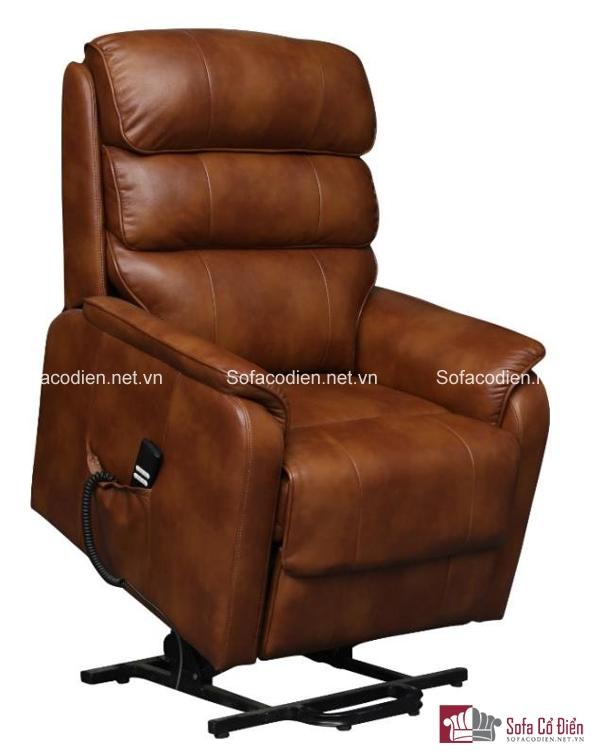 Ghế sofa thư giãn có độ thoải mái cao, thích hợp làm việc
