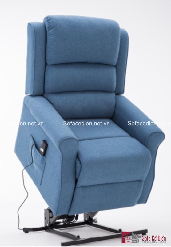 Mẫu ghế sofa này còn thê cả tính năng lắc lư rất thú vị