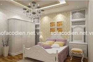 Cách chọn giường ngủ hiện đại cho phòng ngủ nhỏ