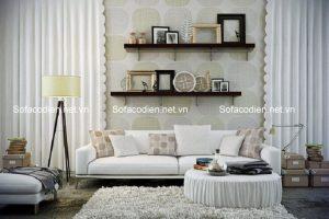 Hút hồn với những căn phòng khách màu xám độc đáo