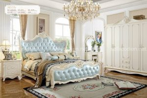 Những cách bố trí nội thất hợp lý cho phòng ngủ nhỏ