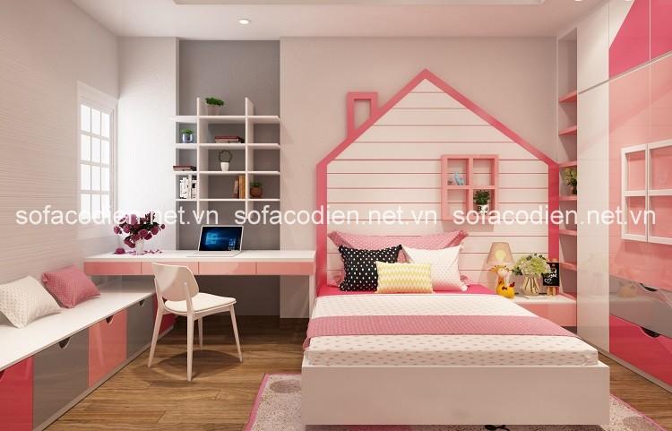 Những gam màu đem lại giấc ngủ ngon cho chủ nhà