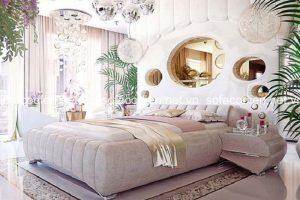 Những gam màu phòng ngủ đem lại giấc ngủ ngon cho chủ nhà