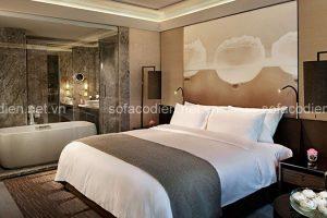 Thiết kế phòng ngủ hiện đại khép kín nên hay không?