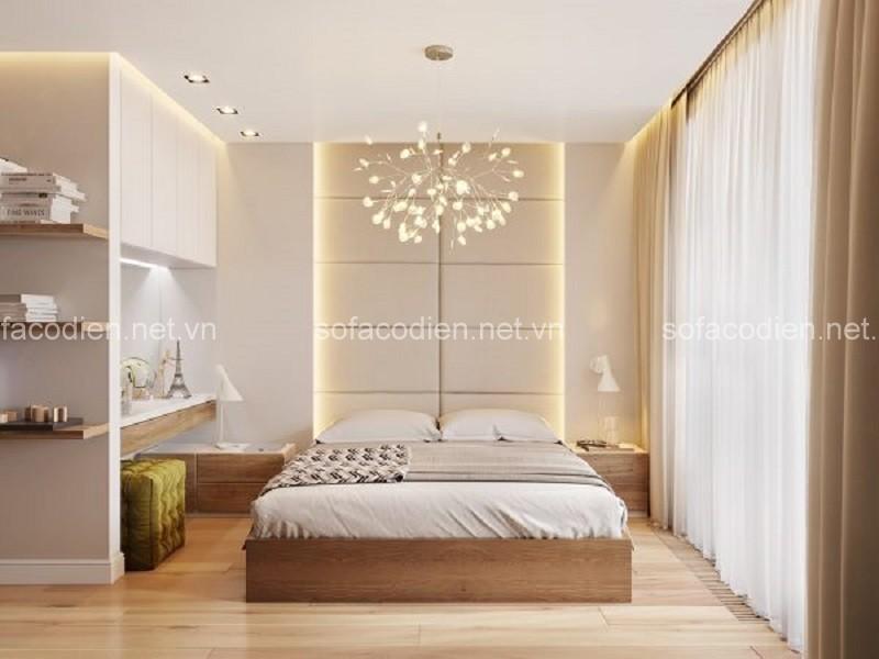 Đèn trang trí phòng ngủ phải lựa chọn và sử dụng như thế nào