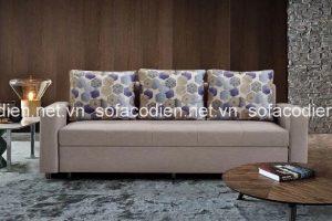 Sofa kiêm giường nội thất thông minh cho ngôi nhà đẹp