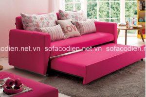 Tổng hợp những mẫu sofa giường 1m2 thịnh hành nhất