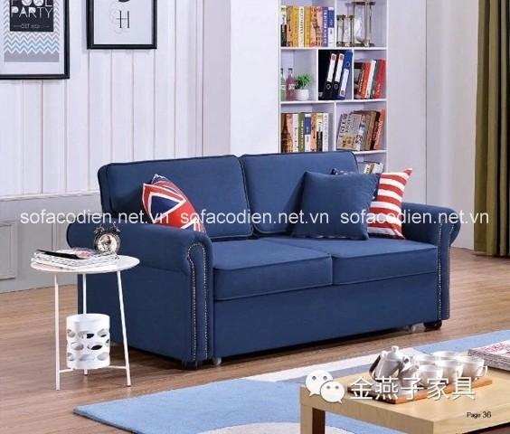 Khám phá những ưu điểm của sofa giường 1 người nằm