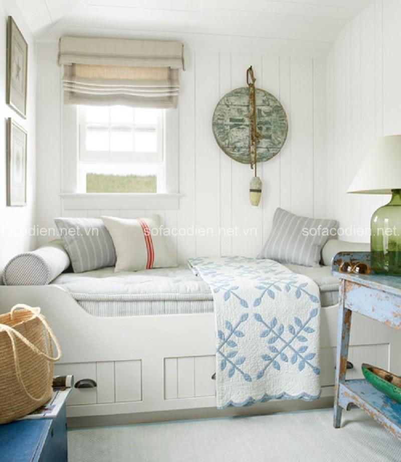 Ý tưởng thiết kế cho những phòng ngủ nhỏ chỉ trên dưới 10m²
