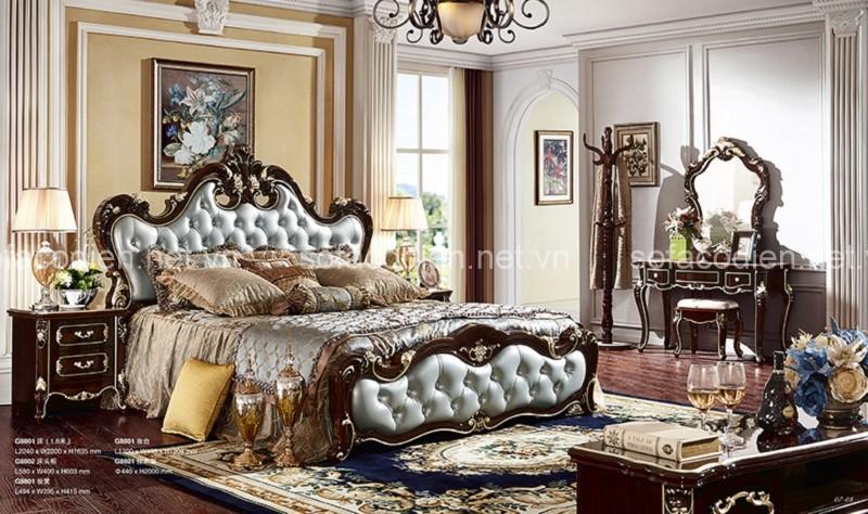 Phòng ngủ đẹp cùng với những gam màu lý tưởng